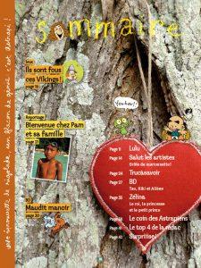 Sommaire du magazine Astrapi du 1er décembre 2017