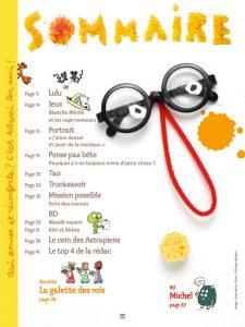 2012-01-15 sommaire numéro 764