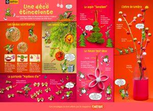 24 idées pour préparer Noël - Astrapi n° 892, 1er décembre 2017