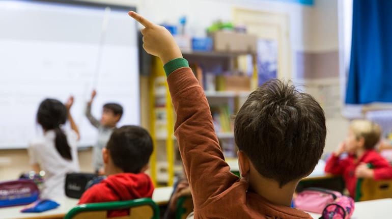 Astrapi à l'école © Oumeya el Ouadie