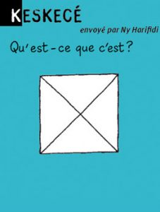 Keskecé, envoyé par Ny Harifidi - Qu'est-ce que c'est ? Réponse : une pyramide vue de haut.