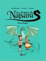 Les dragons de Nalsara, L'Île aux Dragons, BDKids