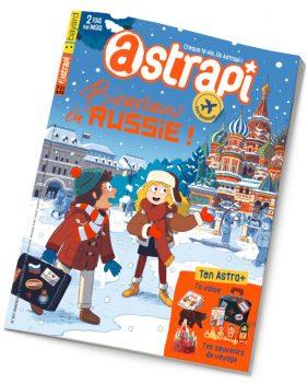 Couverture Astrapi n°897 du 1er février 2018