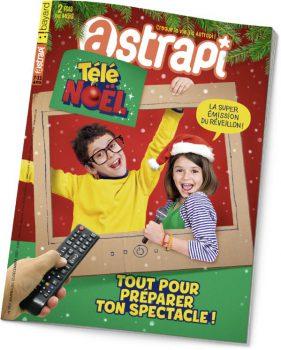couverture Astrapi n°894 du 15 décembre 2017