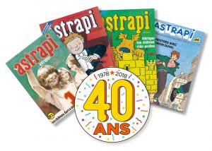 Anciens Astrapi 40 ans