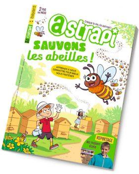 Couverture Astrapi n°903 du 1er mai 2018