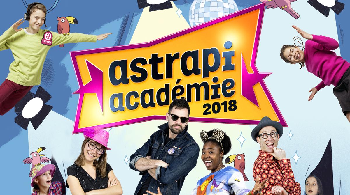 Astrapi Académie 2018