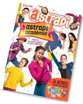 Couverture Astrapi n°906 du 15 juin 2018