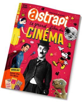 Couverture Astrapi n°904 du 15 mai 2018