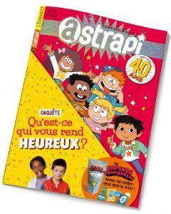 Couverture Astrapi n°911 du 1er octobre 2018