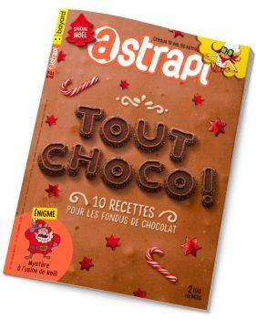 Couverture Astrapi n°916 du 15 décembre2018