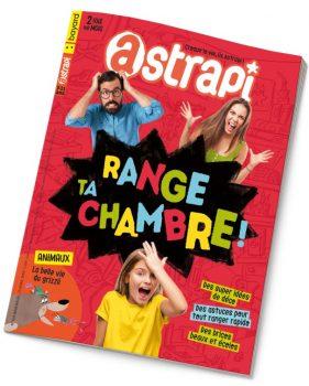 Couverture du magazine Astrapi n° 924 du 15 avril 2019