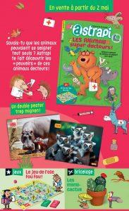 Sommaire du magazine Astrapi n° 925 du 1er mai 2019