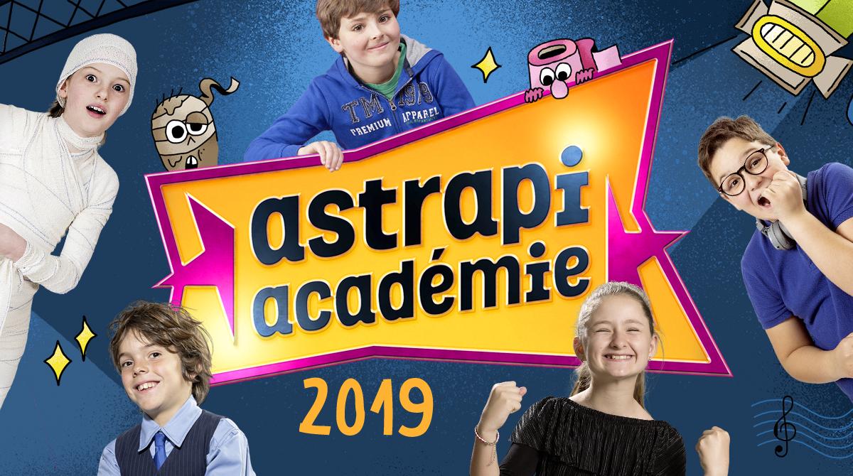 Astrapi académie 2019 : les résultats !