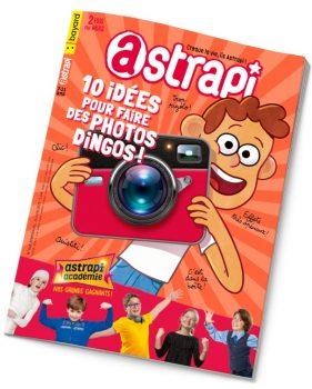 Couverture du magazine Astrapi n° 928 du 15 juin 2019