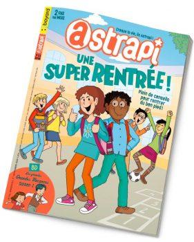 Couverture du magazine Astrapi n° 931 du 1er septembre 2019