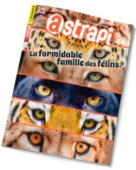 Couverture du magazine Astrapi n° 933 du 1er octobre 2019