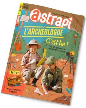 Couverture du magazine Astrapi n° 932 du 15 septembre 2019