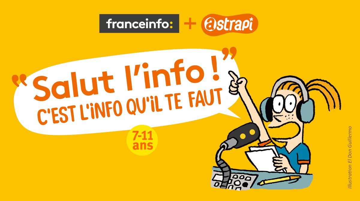 """""""Salut l'info !"""" - Podcast du 21septembre2019 - Les poux"""
