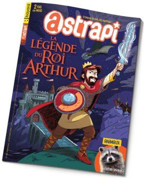 Couverture du magazine Astrapi n° 934 du 15 octobre 2019