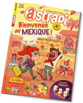 Couverture du magazine Astrapi n° 935 du 1er novembre 2019