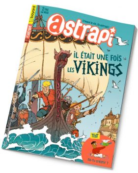 Couverture du magazine Astrapi n° 942 du 15 février 2020