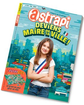 Couverture du magazine Astrapi n° 944 du 15 mars 2020