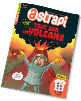 Couverture du magazine Astrapi n° 946 du 15 avril 2020