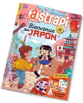 Couverture du magazine Astrapi n° 948 du 15 mai 2020