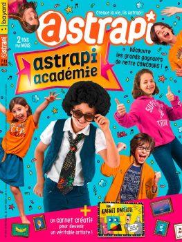 Couverture du magazine Astrapi n° 950 du 15 juin 2020