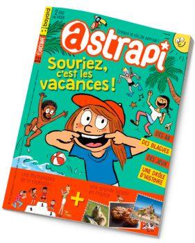 Couverture du magazine Astrapi n° 951 du 1er juillet 2020