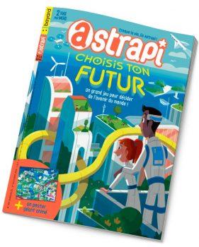 Couverture du magazine Astrapi n° 955 du 1er octobre 2020