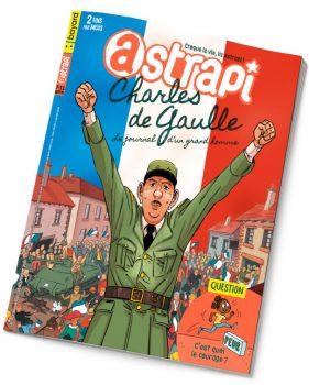 Couverture du magazine Astrapi n° 957 du 1er novembre 2020