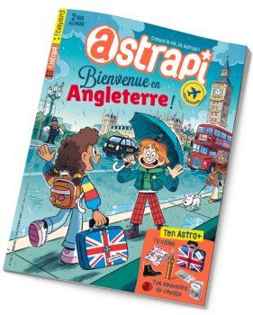 Couverture du magazine Astrapi n° 958 du 15 novembre 2020