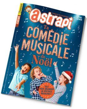 Couverture du magazine Astrapi n° 960 du 15 décembre 2020