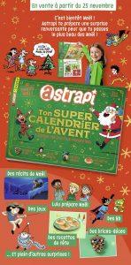 Sommaire du magazine Astrapi n° 959 du 1er décembre 2020