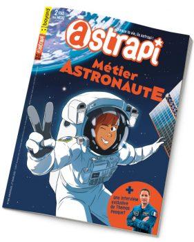 Couverture du magazine Astrapi n°965, 1er mars 2021
