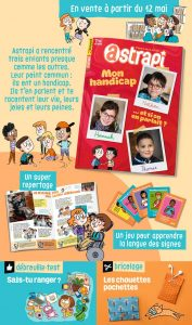Sommaire du magazine Astrapi n°970, 15 mai 2021