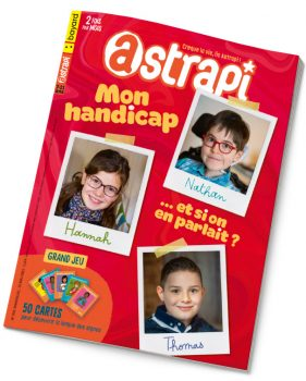 Couverture du magazine Astrapi n°970, 15 mai 2021