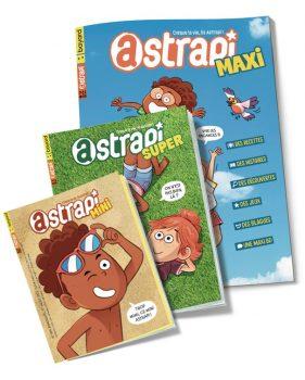 Couverture du magazine Astrapi n°974, 1er août 2021