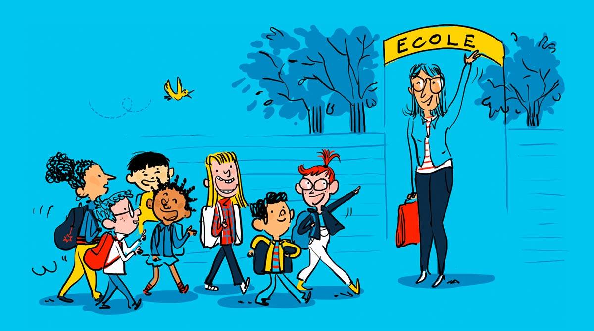 Salut l'info ! 3 septembre 2021 - Rentrée des classes - Quiz école - Jeux Olympiques et paralympiques - Passe sanitaire - Déménagement - Cruella