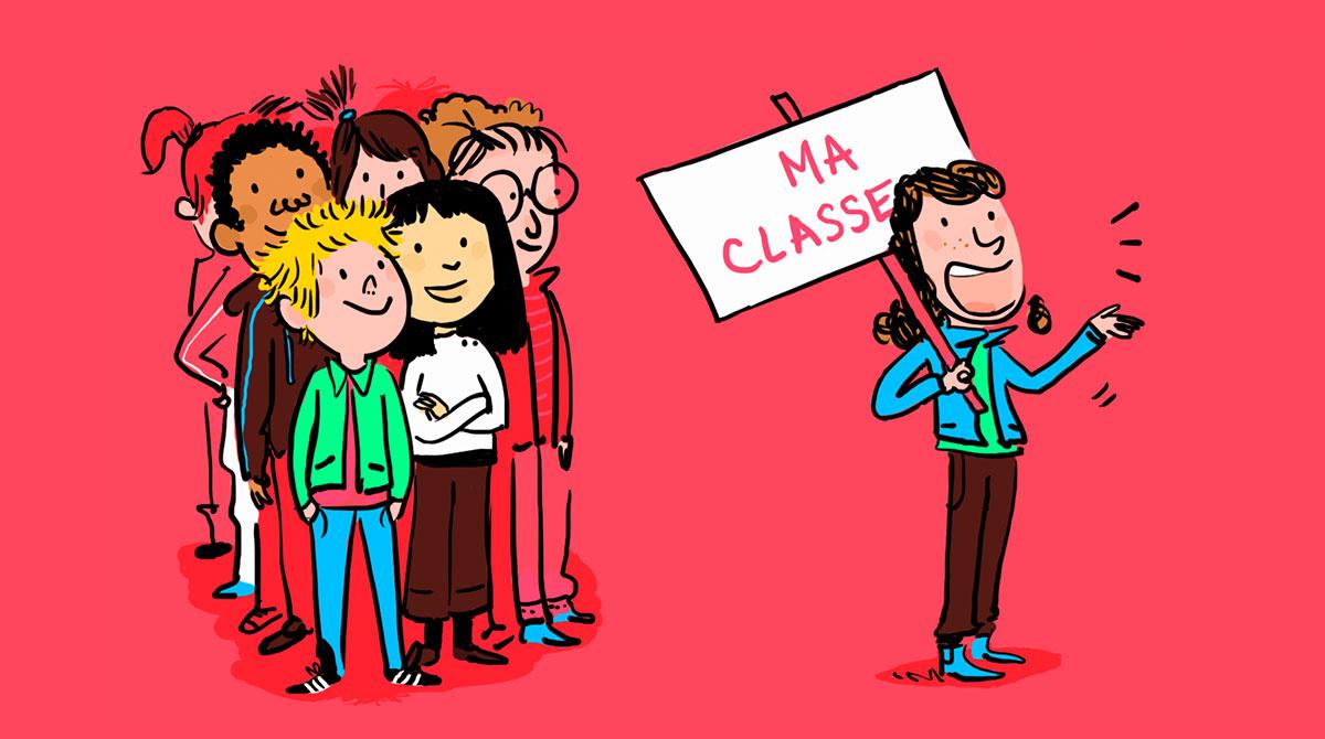 Salut l'info ! 1er octobre 2021 - Délégué(e) de classe : mode d'emploi - Victoire Julian Alaphilippe - Course de trottinette pour lutter contre le cancer